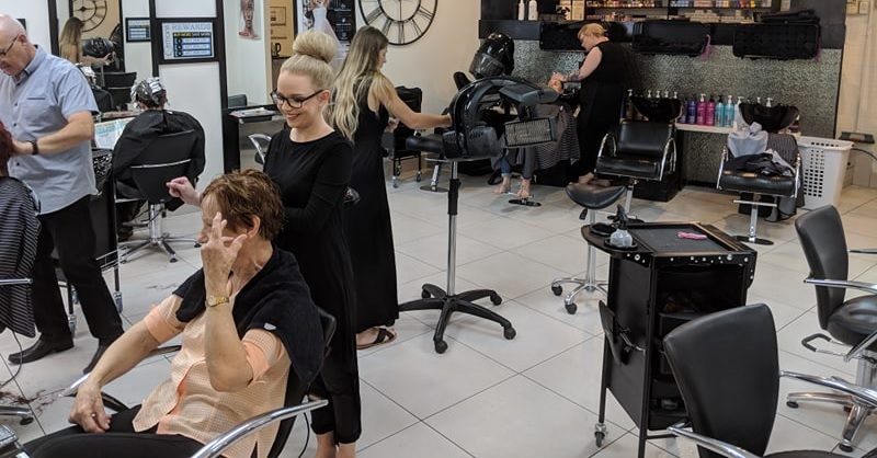Hairdressers Magill