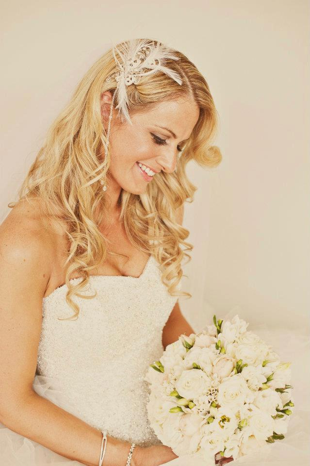 Wedding Hairdresser in Newton