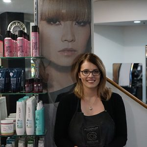 Hairdresser in Adelaide's North Eastern Suburbs