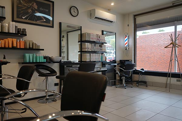 hair salon magill & newton