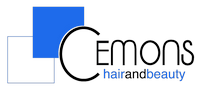 Cemons Hair & Beauty Logo